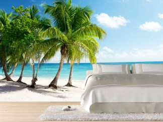 Best Ideas Of Tropical Wall Mural For Summer 59