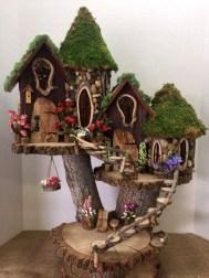 Brilliant DIY Fairy Garden Design Ideas 04