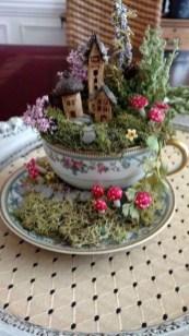 Brilliant DIY Fairy Garden Design Ideas 20