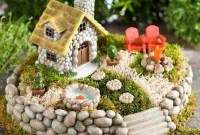 Brilliant DIY Fairy Garden Design Ideas 35