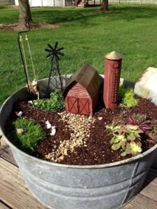 Brilliant DIY Fairy Garden Design Ideas 41