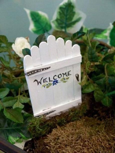 Brilliant DIY Fairy Garden Design Ideas 42