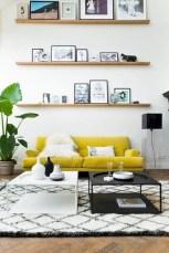 Comfy Colorful Sofa Ideas For Living Room Design 51