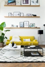 Comfy Colorful Sofa Ideas For Living Room Design 51