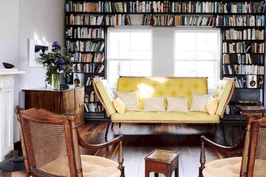 Comfy Colorful Sofa Ideas For Living Room Design 57