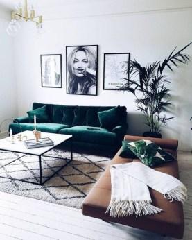 Comfy Colorful Sofa Ideas For Living Room Design 58