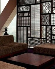Cool Partition Living Room Ideas 23