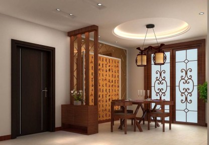 Cool Partition Living Room Ideas 35
