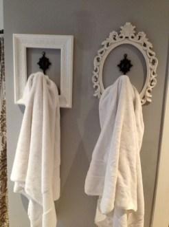 Cute Shabby Chic Bathroom Design Ideas 22