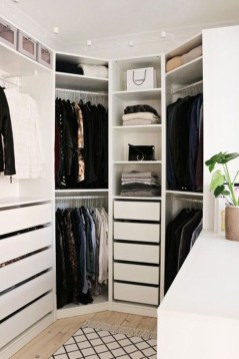 Elegant Closet Design Ideas For Your Home 16