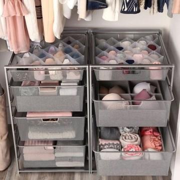 Elegant Closet Design Ideas For Your Home 18