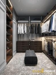 Elegant Closet Design Ideas For Your Home 31