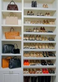 Elegant Closet Design Ideas For Your Home 32