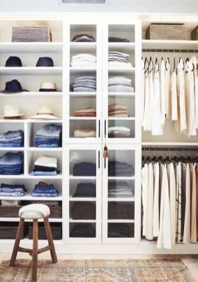 Elegant Closet Design Ideas For Your Home 34