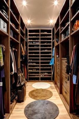 Elegant Closet Design Ideas For Your Home 35
