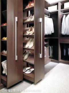 Elegant Closet Design Ideas For Your Home 41
