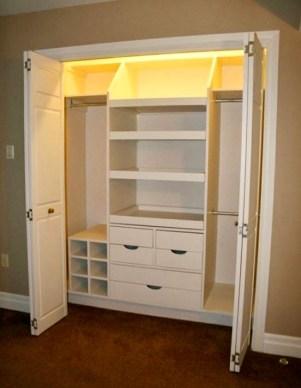 Elegant Closet Design Ideas For Your Home 45