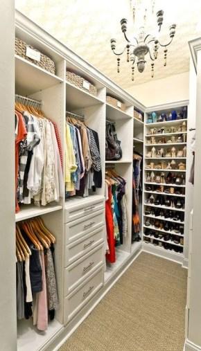 Elegant Closet Design Ideas For Your Home 53