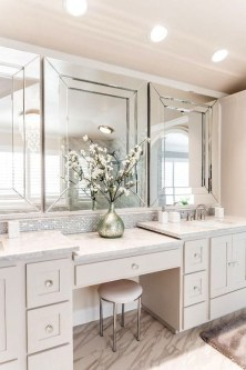 Fascinating Bathroom Vanity Lighting Design Ideas 13