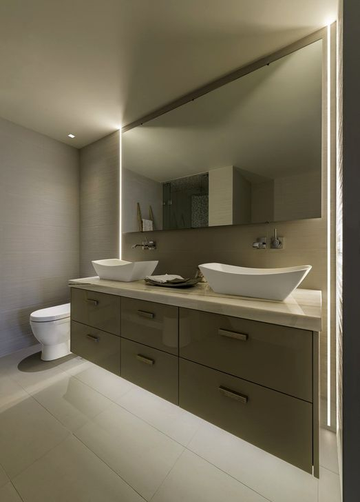 Fascinating Bathroom Vanity Lighting Design Ideas 40