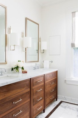 Fascinating Bathroom Vanity Lighting Design Ideas 41
