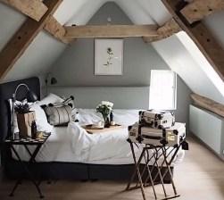 Genius Rustic Scandinavian Bedroom Design Ideas 05