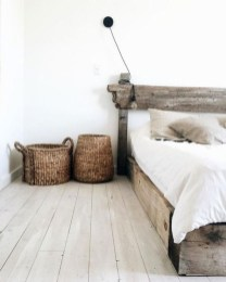 Genius Rustic Scandinavian Bedroom Design Ideas 10