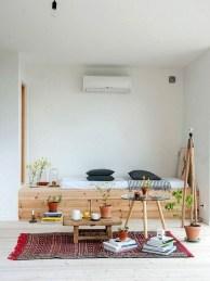 Genius Rustic Scandinavian Bedroom Design Ideas 12