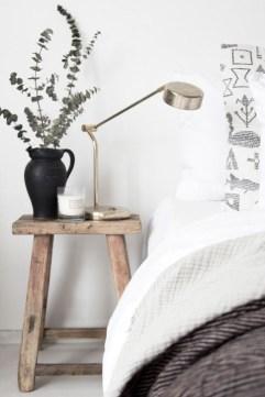 Genius Rustic Scandinavian Bedroom Design Ideas 16