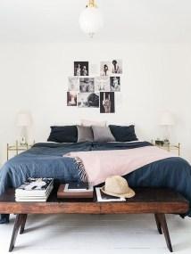 Genius Rustic Scandinavian Bedroom Design Ideas 20
