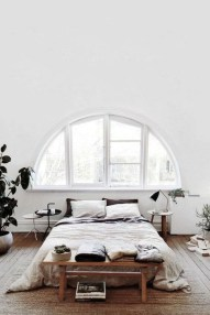 Genius Rustic Scandinavian Bedroom Design Ideas 22