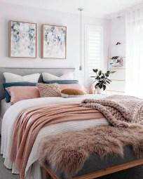 Genius Rustic Scandinavian Bedroom Design Ideas 35