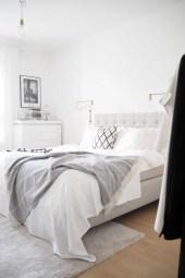 Genius Rustic Scandinavian Bedroom Design Ideas 38