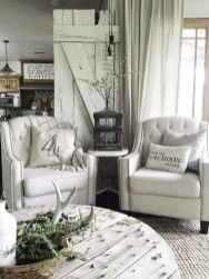 Gorgeous Farmhouse Design Ideas For Living Room 10