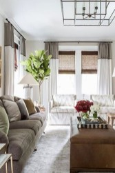 Gorgeous Farmhouse Design Ideas For Living Room 26