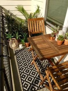 Impressive Balcony Garden Design Ideas 04