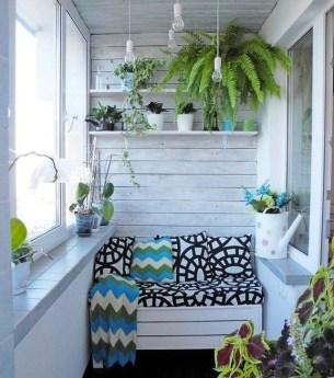 Impressive Balcony Garden Design Ideas 18