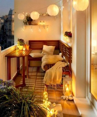 Impressive Balcony Garden Design Ideas 30
