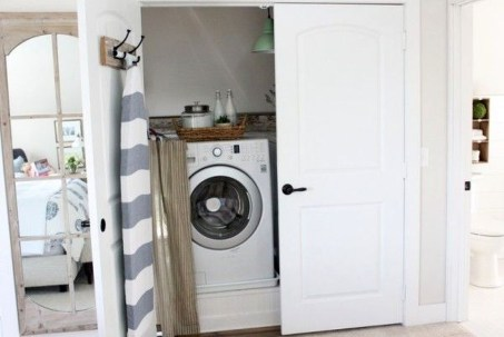 Innovative Laundry Room Design With French Country Style 01
