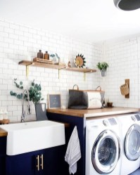 Innovative Laundry Room Design With French Country Style 16