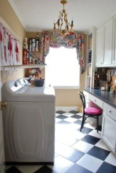 Innovative Laundry Room Design With French Country Style 25