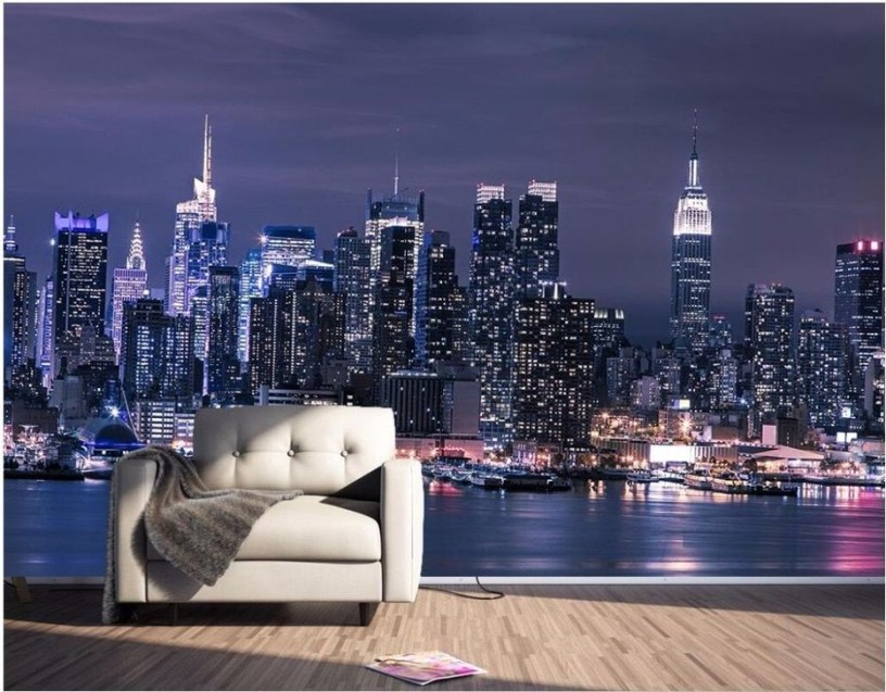 Perfect 3D Wallpapaer Design Ideas For Living Room 01