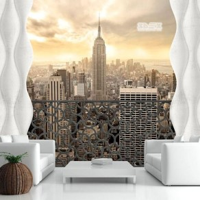 Perfect 3D Wallpapaer Design Ideas For Living Room 29