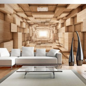 Perfect 3D Wallpapaer Design Ideas For Living Room 40