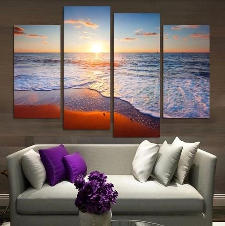 Perfect 3D Wallpapaer Design Ideas For Living Room 41