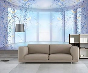 Perfect 3D Wallpapaer Design Ideas For Living Room 47