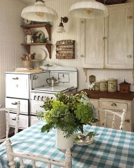 Pretty Cottage Kitchen Design And Decor Ideas 02