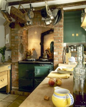 Pretty Cottage Kitchen Design And Decor Ideas 08