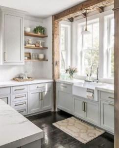 Pretty Cottage Kitchen Design And Decor Ideas 41