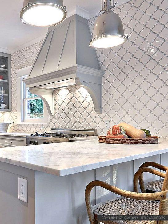 Stunning Kitchen Backsplash Design Ideas 45